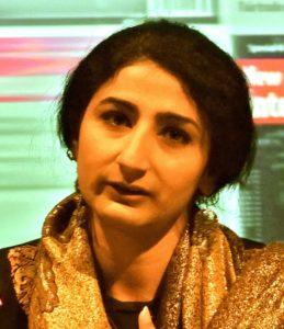 Nitasha_Kaul_speaking_at_the_New_Internationalist's_40th_Anniversary
